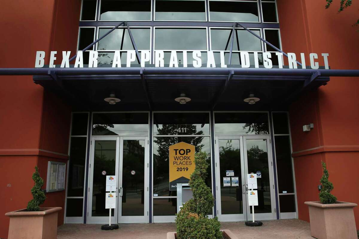 The Bexar Appraisal District went from No. 12 last year to No.1 this year in its category.