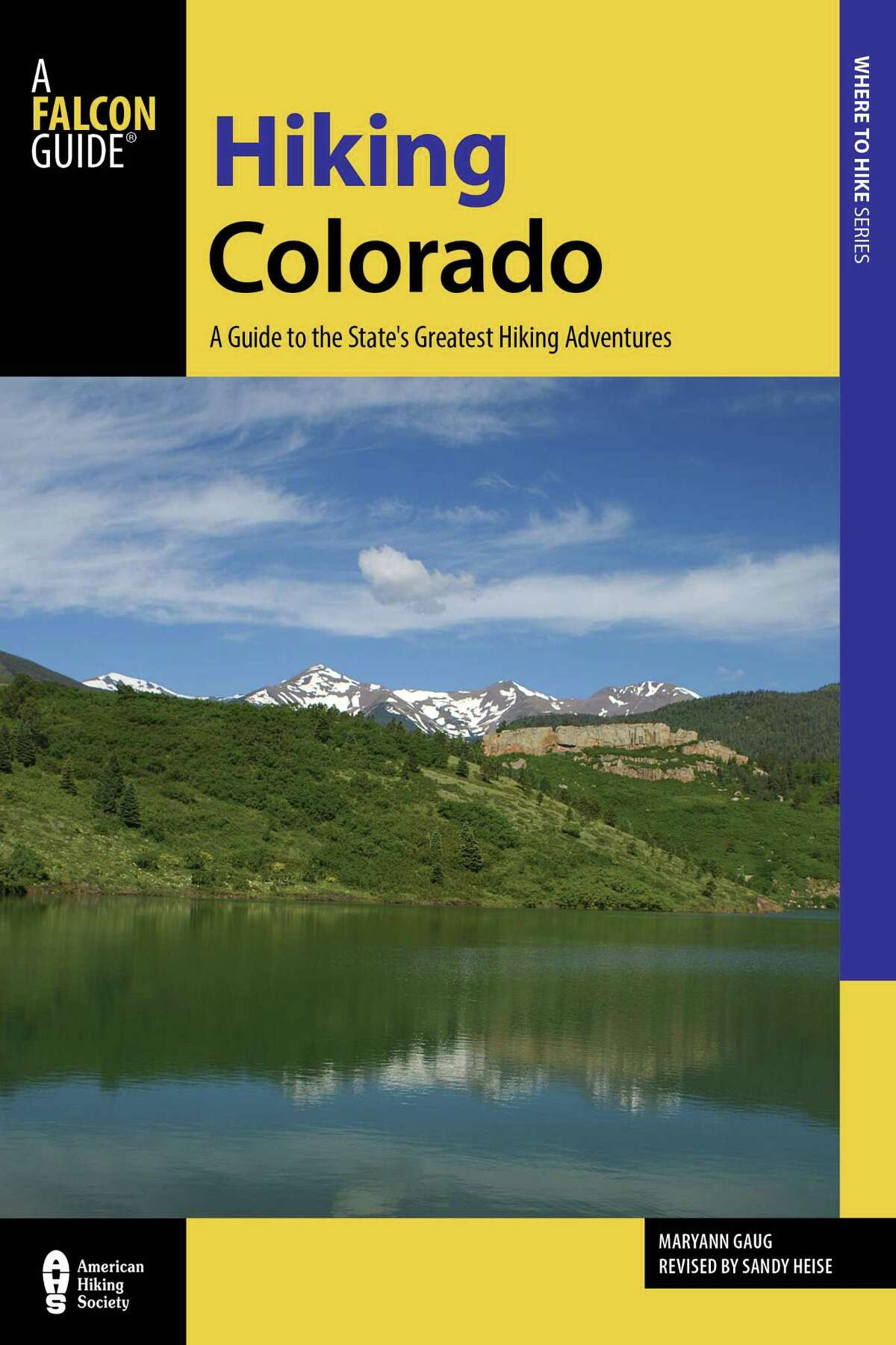 A Falcon Guide focused on Colorado hiking. Buyers have shown particular interest in mountain towns in the Rockies.