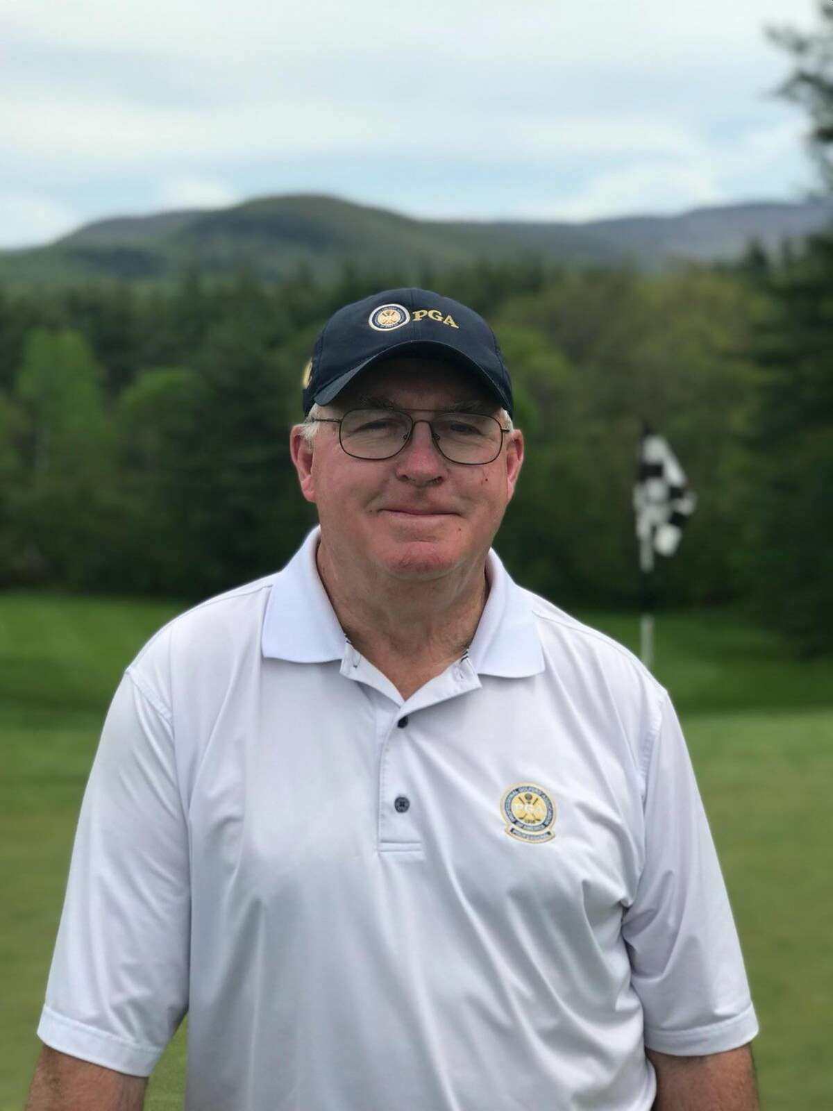 Wyantenuck Country Club pro Tom Sullivan, who died Wednesday, Oct. 7, 20-20. (Courtesy Northeastern New York PGA)