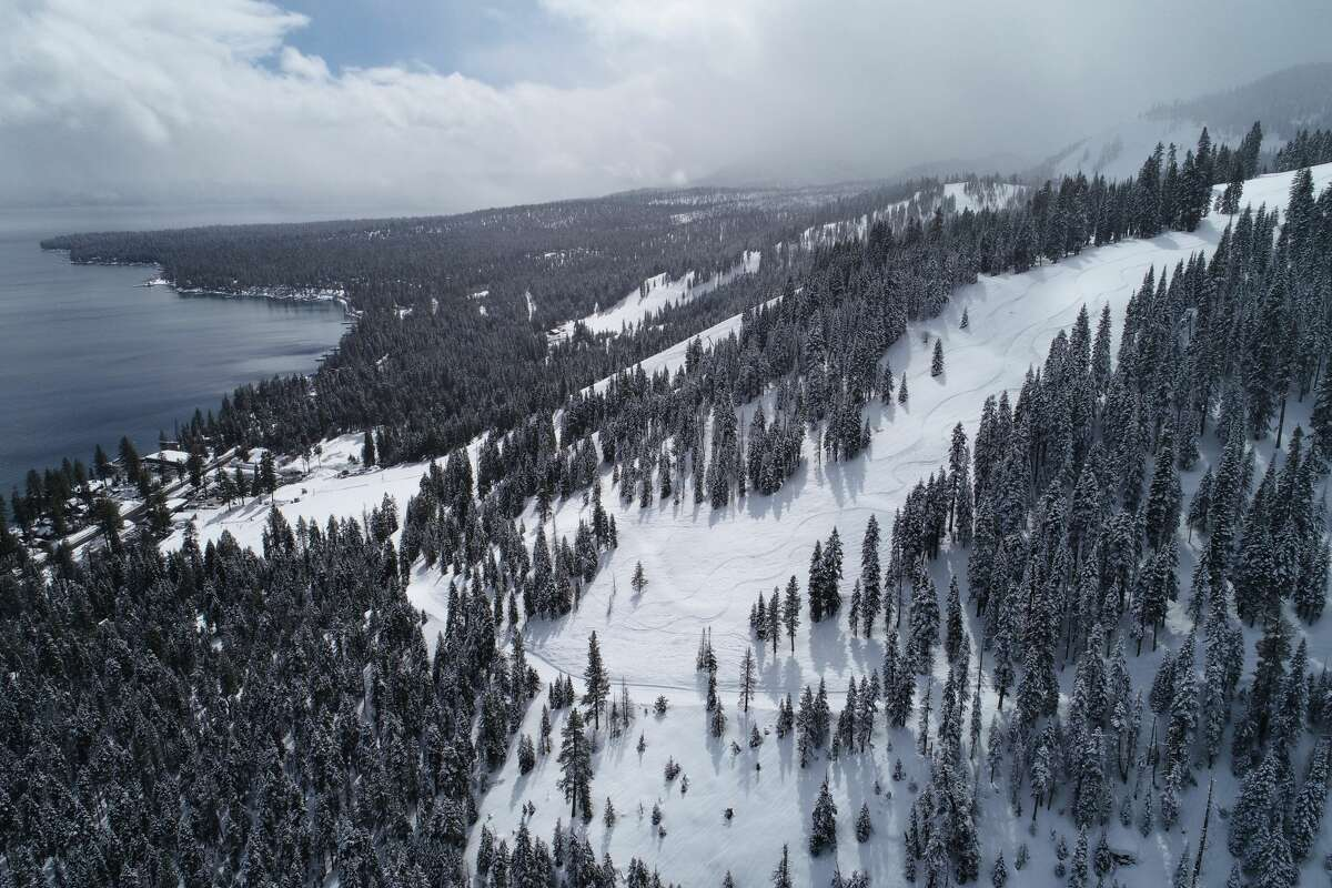 Homewood Mountain Resort on Lake Tahoe's West Shore.