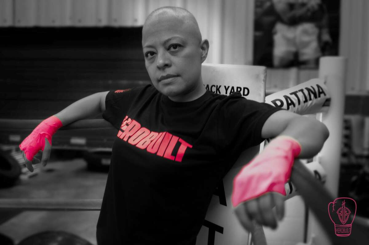 Zulia Mejia is fighting invasive ductal carcinoma HER3 negative stage 3C breast cancer.