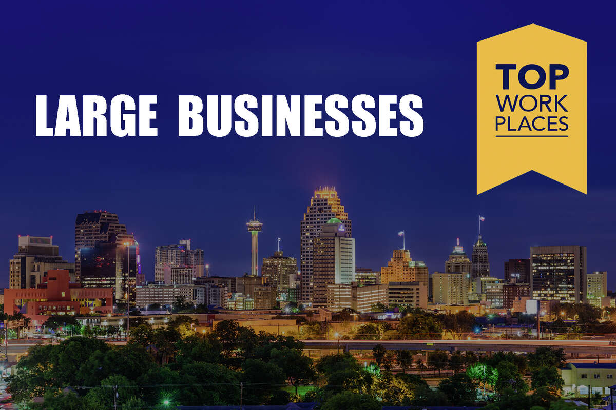 Large Businesses: 2020 Top Workplaces