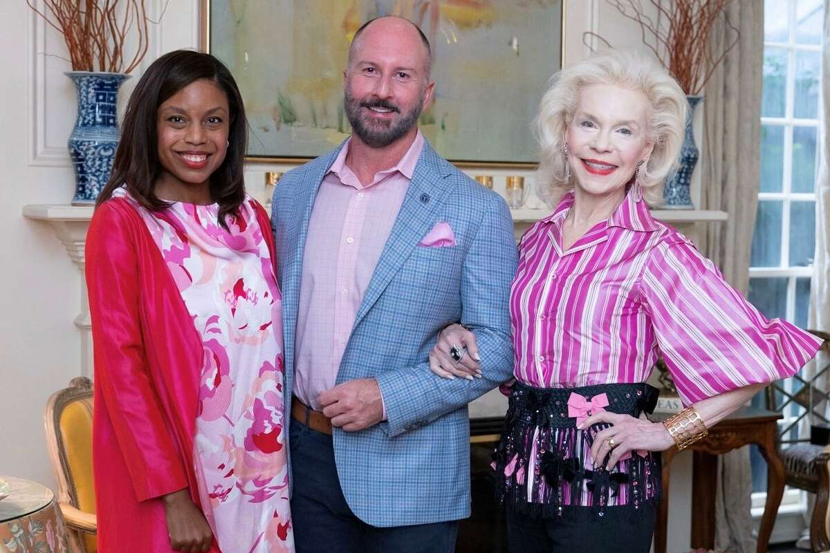 Exclusive: Lynn Wyatt invites the Chronicle for home tour during Razzle Dazzle luncheon