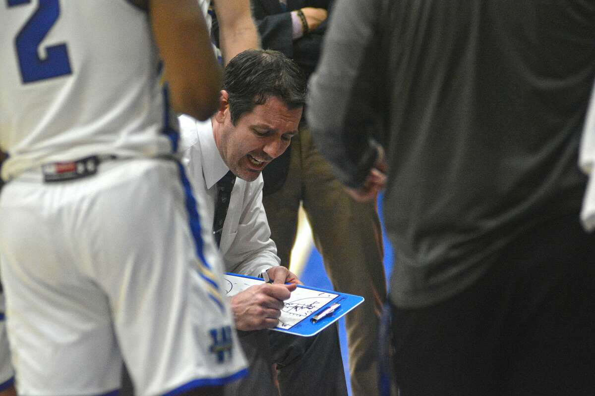 Head coach of the Wayland Baptist men's basketball team Ty Harrelson submitted his resignation last week. He will conclude his duties with the Pioneers at the end of the month.