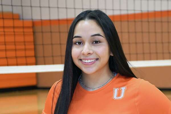 United libero Tina Trevino is averaging 18 digs per game during the Lady Longhorns' 3-0 start.