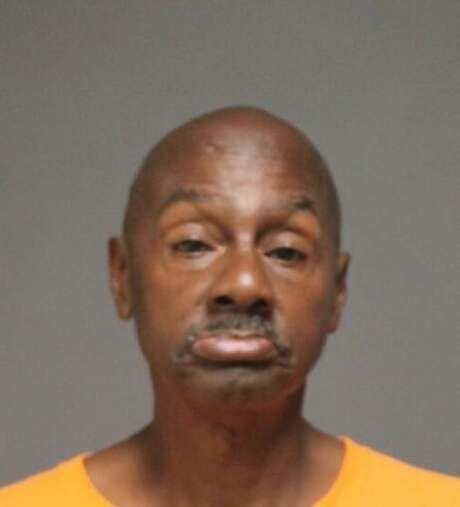 Reginald Shepard, 63, was arrested and charged with third-degree burglary, sixth-degree larceny and second-degree criminal mischief after allegedly breaking into a Walgreens. Photo: / Fairfield Police Department / Contributed
