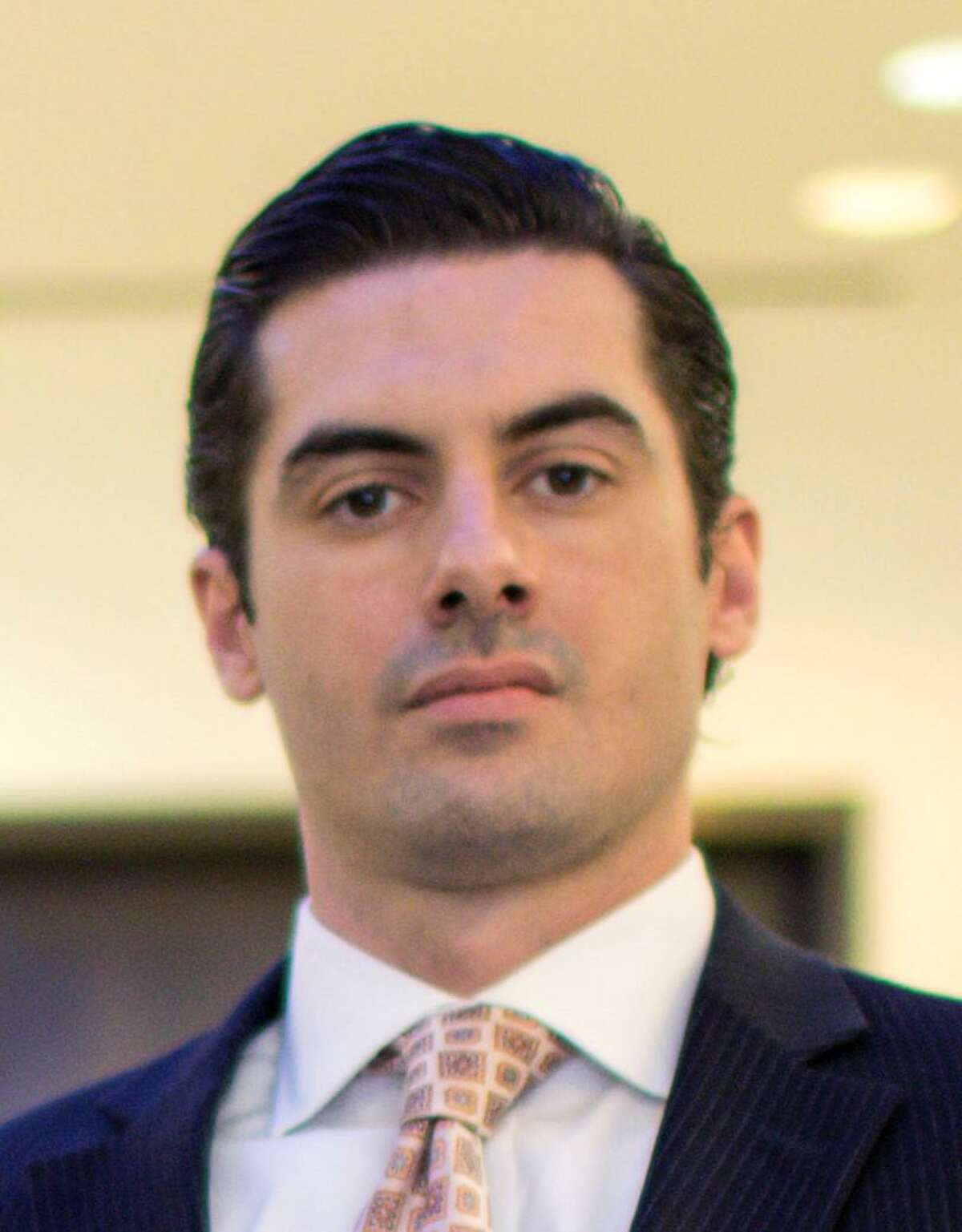 Houston attorney Brandon Cammack, in 2018.