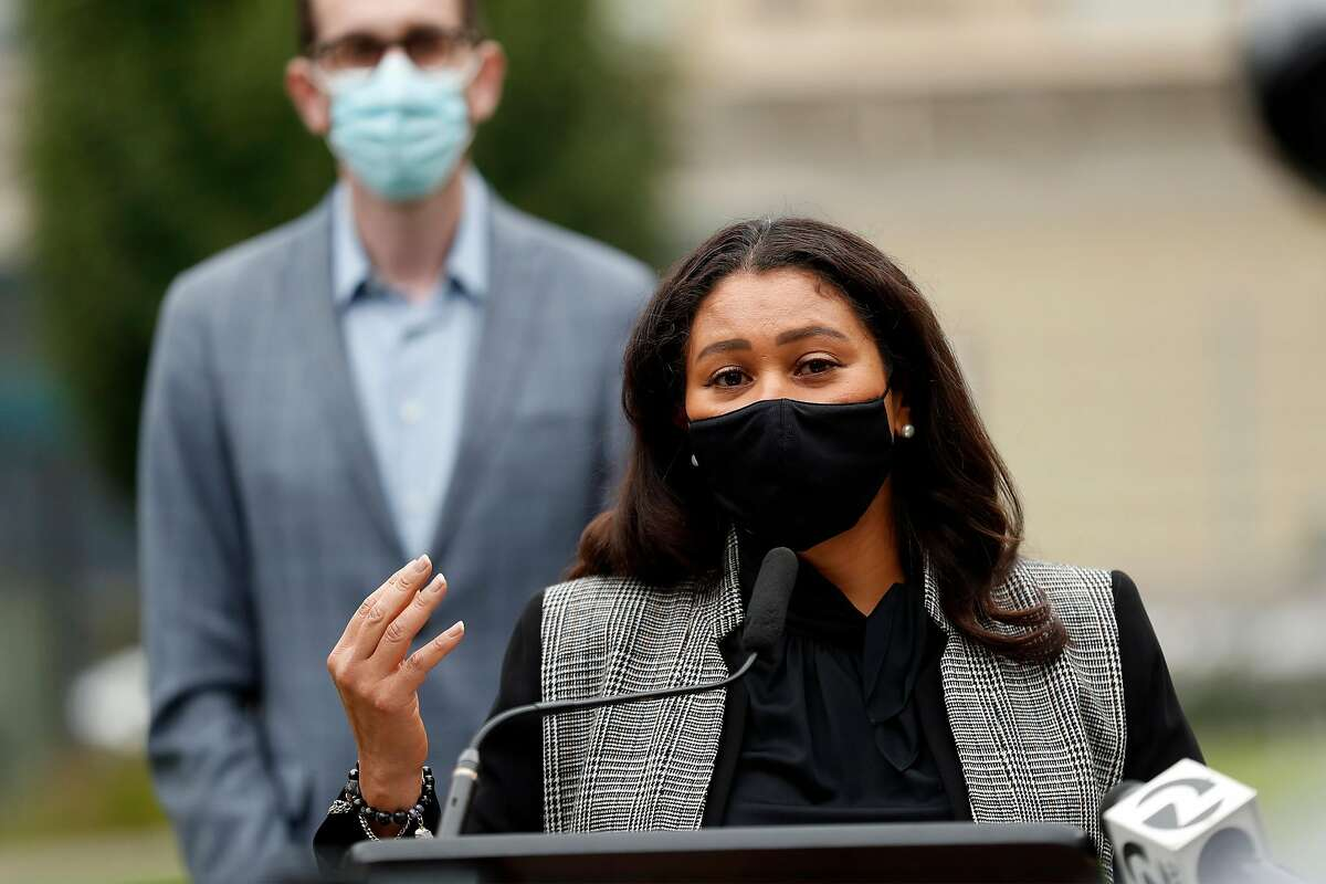 San Francisco Mayor London Breed and State Sen. Scott Wiener announced the next steps for legislation to legalize safe injection sites in San Francisco.
