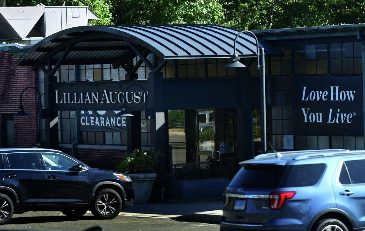 Lillian August at 32 Knight Street Thursday, October 8, 2020,in Norwalk, Conn.