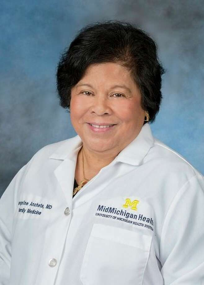 Evangeline Ancheta, M.D.retires after practicing medicine for over 36 years. (Provided Photo)