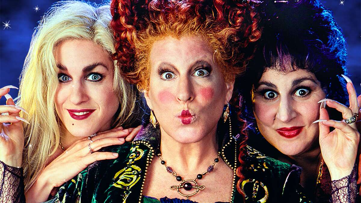 The Sanderson Sisters are back for one night only as Bette Midler, Sarah Jessica Parker, and Kathy Najimy reprise their roles for an All Hallows' Eve virtual reunion called