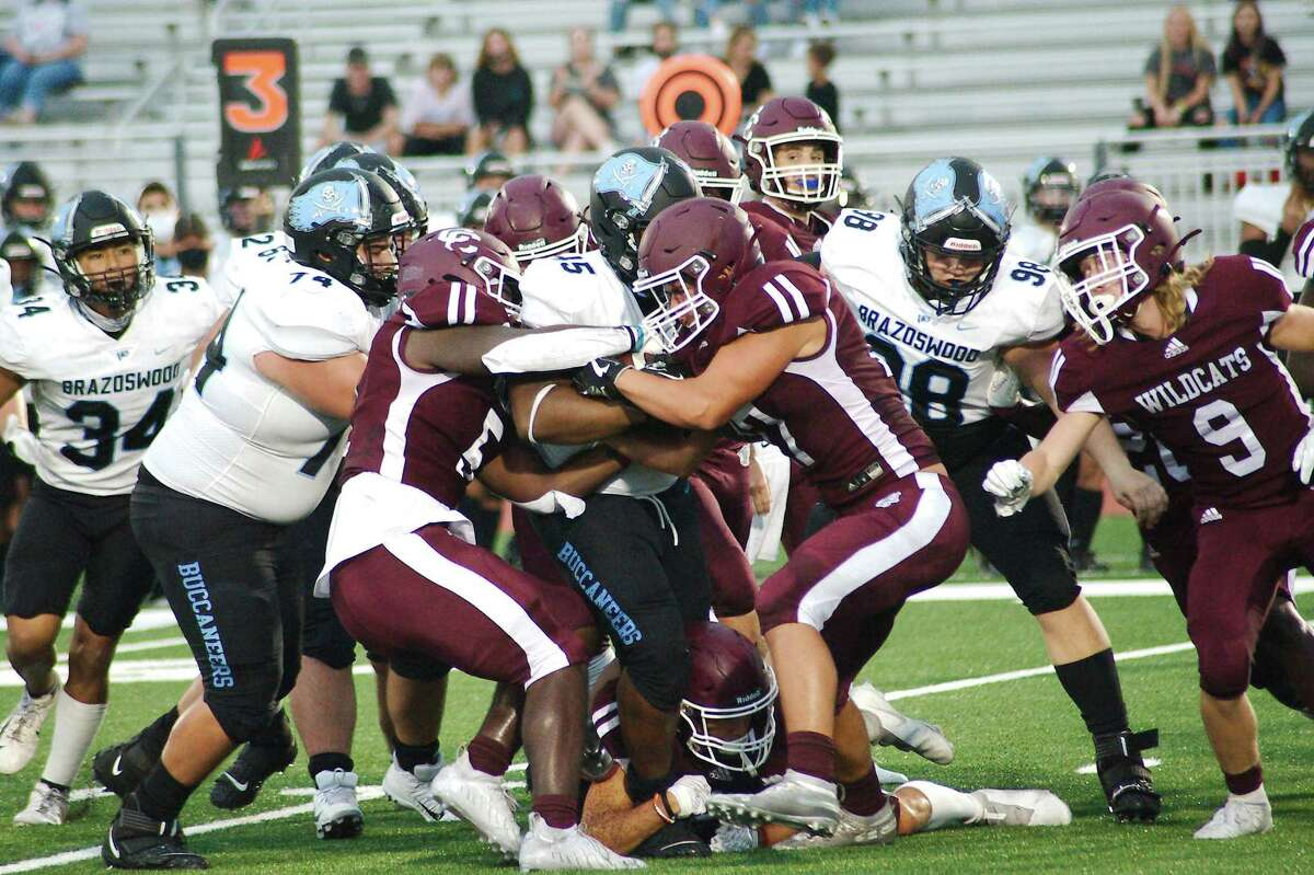 Clear Creek's defense will have to be at its best this week in trying to slow down a dangerous Clear Springs offense.