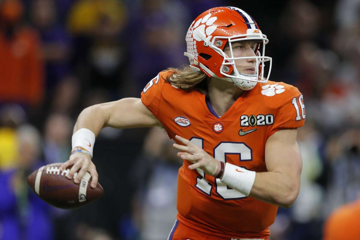 Quarterback Trevor Lawrence and Clemson host Miami at 4:30 p.m. Saturday (Channels 7, 10/680).
