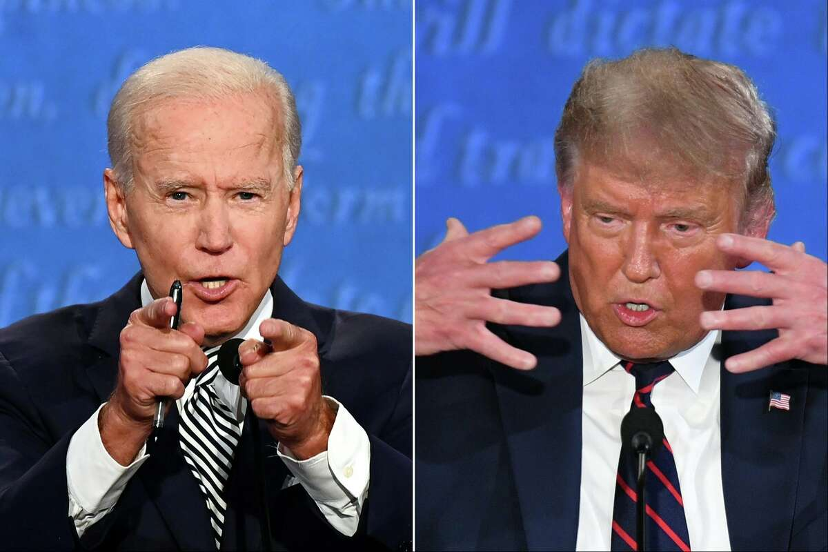 Trump says he will not participate in a virtual debate with Biden
