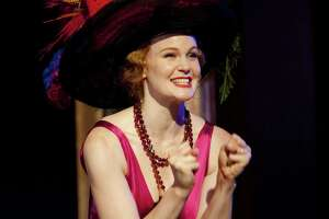 "Kate Baldwin is among the stars helping Westport Country Playhouse raise funds and celebrate its 90-season history through ""Playhouse at the Drive-In,"" Oct. 17. The benefit, featuring a screening of specially filmed performances and a short-form documentary, takes place at Westport's Remarkable Theater Drive-In. Baldwin is seen here in WCP's 2010 production of ""I Do! I Do!"" She's been on Broadway opposite Bette Midler in ""Hello, Dolly!"" and in ""Finian's Rainbow,"" among other shows. In ""How Did You Get This Number?"" she tells the story of how songs became part of her life."