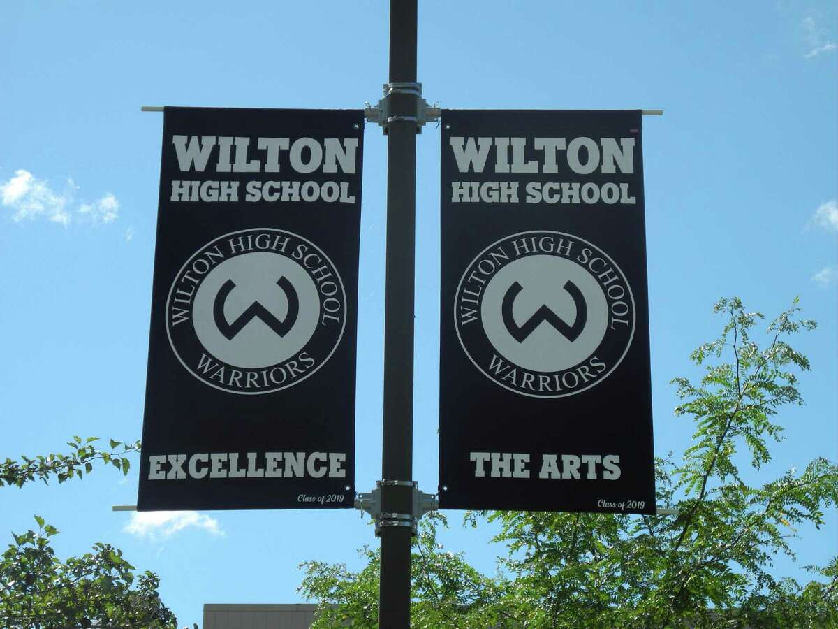 Twelve Wilton seniors have been named 'commended students.'