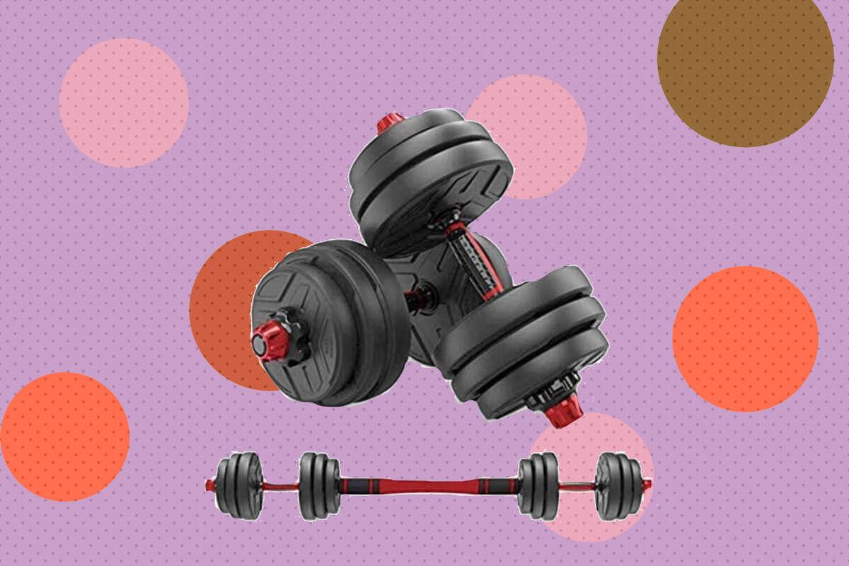 30% off Shanchar adjustable weights, Amazon