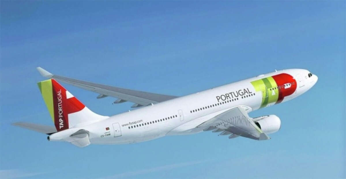 TAP Air Portugal has returned to SFO with a weekly flight to Lisbon.