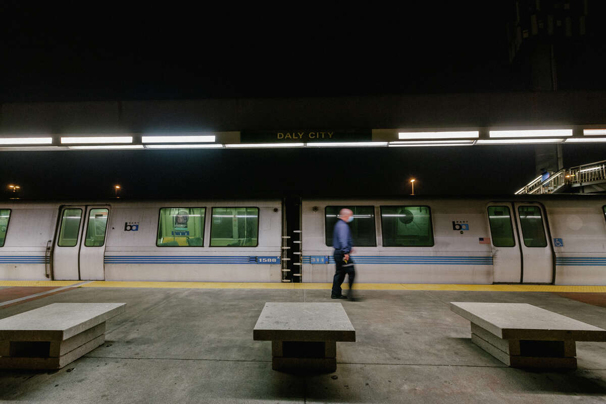 As an East Bay resident, the last BART train of the night was what kept me connected to my life in San Francisco.