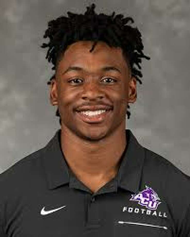 Lee grad and Abilene Christian quarterback Sema'J Davis Photo: Abilene Christian Athletics