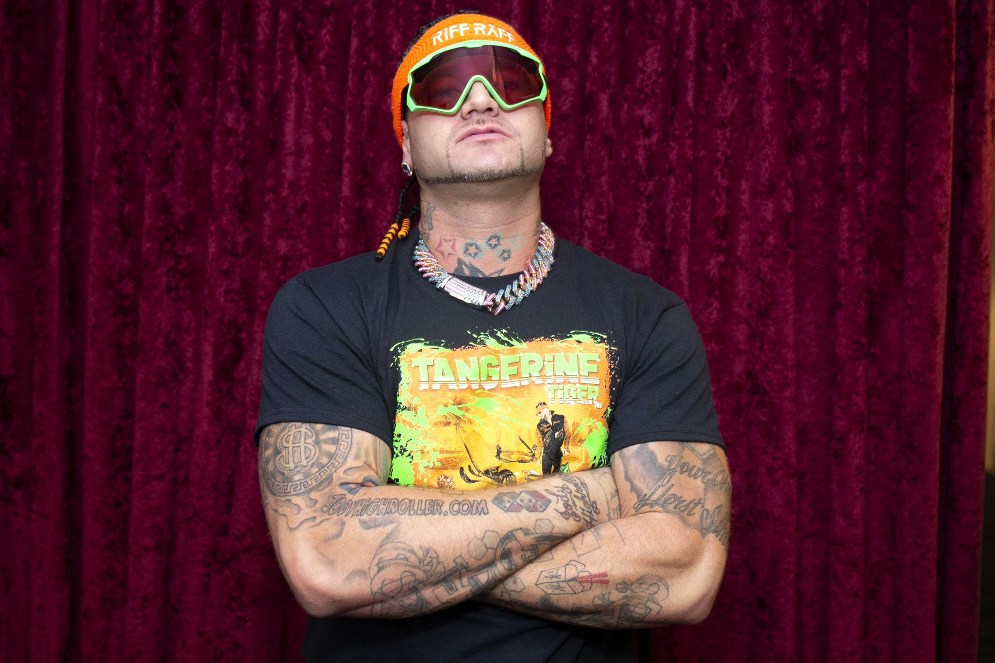 The life coaching lesson you didn't know you needed from Riff Raff