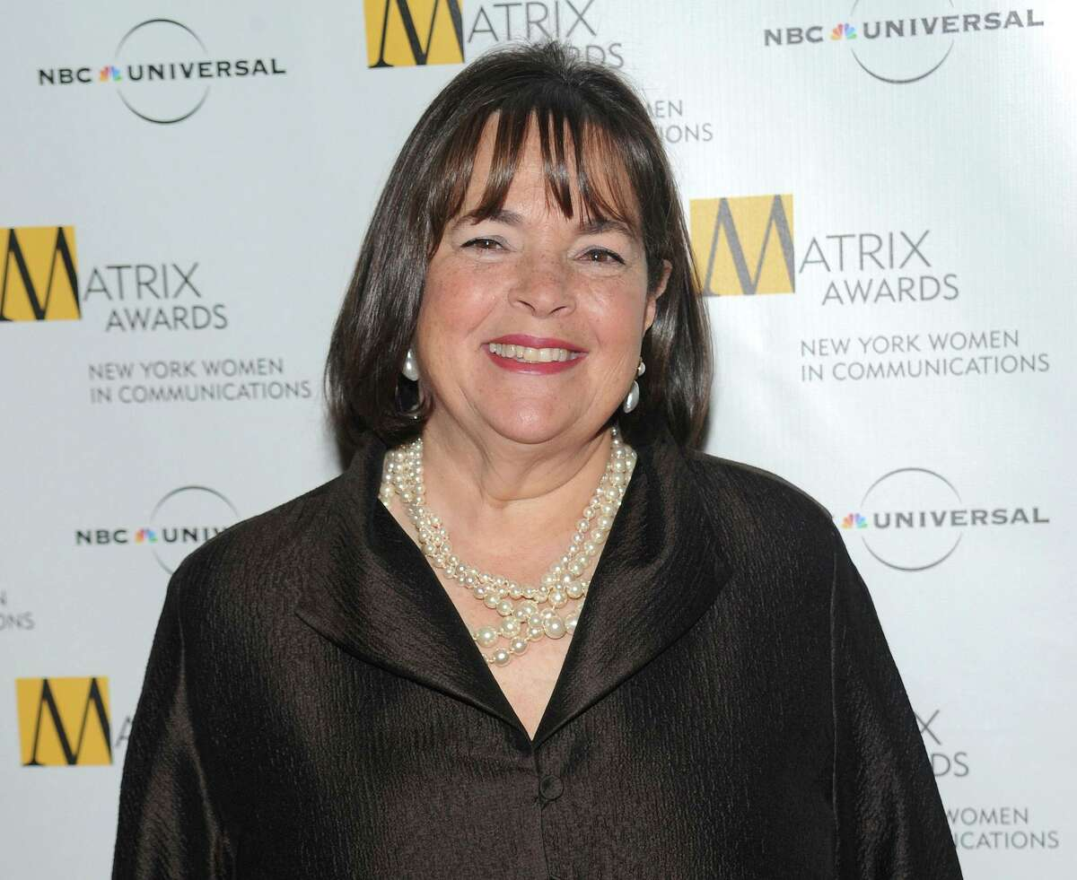 Food Network star, and part-time Connecticut resident, Ina Garten has a new cookbook out that touts the healing power of comfort food. (AP Photo/Evan Agostini, File)