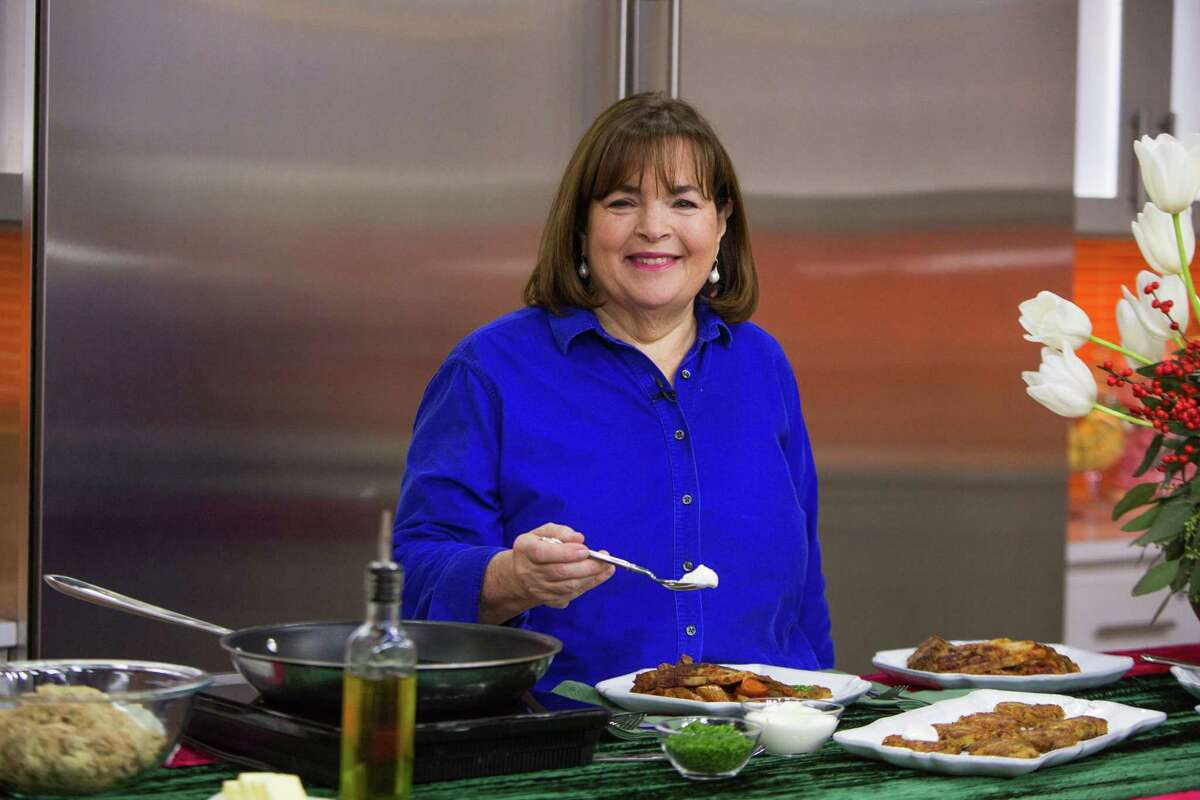 Celebrity chef Ina Garten is known for her cooking show