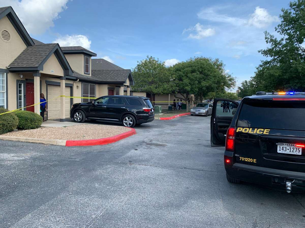 San Antonio police are investigating a possible shooting Friday on the East Side.