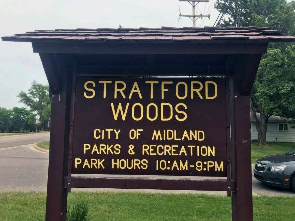 Stratford Woods Park is located at 3922 E. Ashman St. in Midland. (file photo)