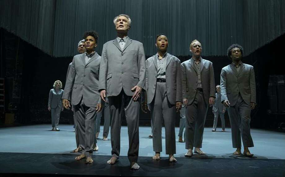 """Spike Lee brings Broadway to your living room with his film """"David Byrne's American Utopia"""" which depicts a live performance of the musical. Photo: IMDb / Contributed Photo"""