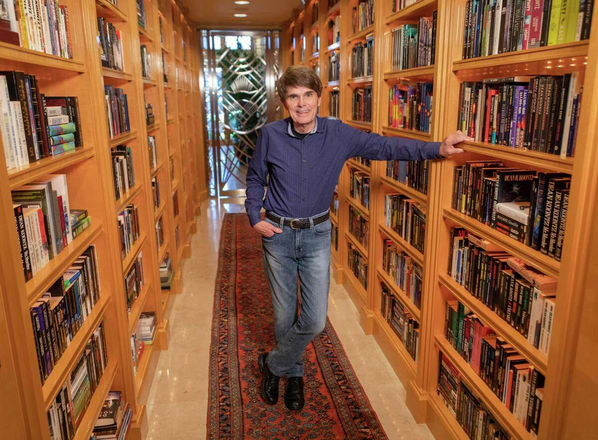 Author Dean Koontz is out with his 78th book called