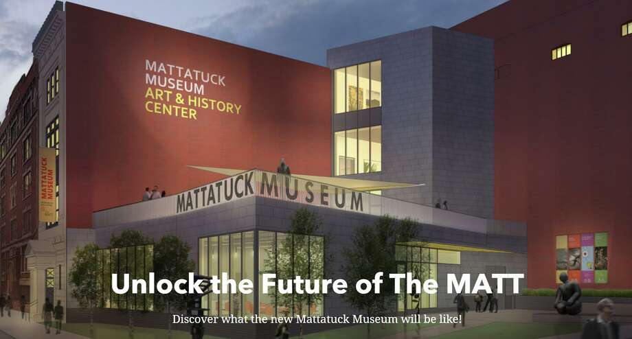 The Mattatuck Museum announced in November of 2018 an $8 million capital project committed to transforming the Museum. The construction team broke ground in the spring of 2019 and the Museum plans to open its doors to the public in the spring of 2021. The project has continued at full-speed through the inevitable changes COVID-19 has created for all workplaces. With construction now in its final stages, the Mattatuck Museum is asking for the support of new friends and long-time donors alike to make this new vision for the Museum a reality. For more information on how to contribute to Unlock The MATT contact Cyndi Tolosa, Director of Development at cyndi@mattmuseum.org or 203-753-0381 x120, or visit mattmuseum.org/unlock. Photo: Contributed Photo