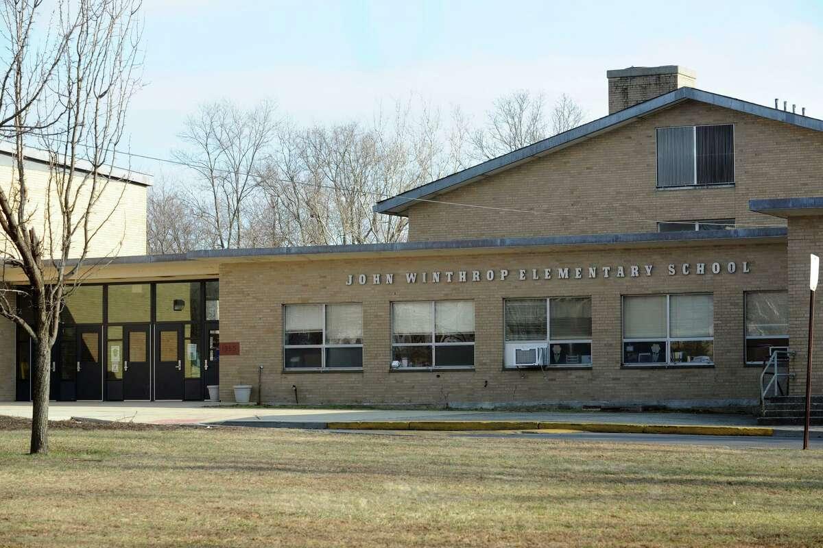 Winthrop School, 85 Eckart St. in Bridgeport, Conn., Jan. 17, 2014.
