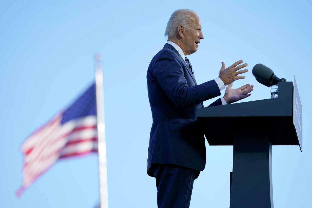"""Speaking last week in Gettysburg, Pa. Biden echoed Lincoln in calling for unity: """"We have to seek not to tear each other apart. We have to seek to come together."""" That's reason enough - even though there are many more - to recommend him for president."""