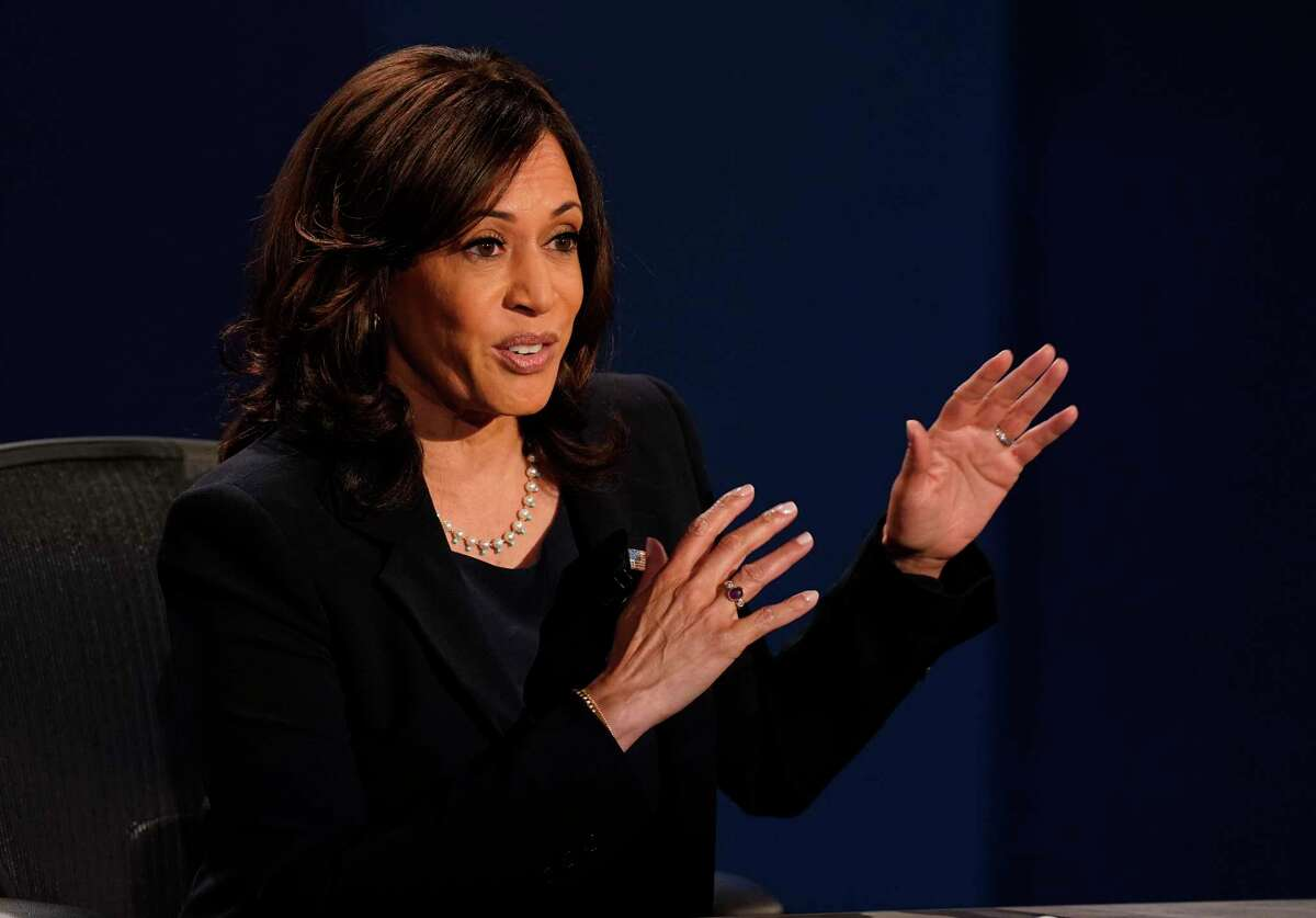 Democratic vice presidential candidate Sen. Kamala Harris has modulated herself in the general election, appealing to moderates and sticking with the center-left playbook. It's why Harris and Democratic presidential nominee Joe Biden are leading in the polls. How candidates campaign is how they will govern.