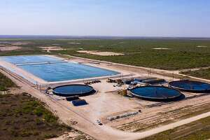 Breakwater Energy has opened its Big Spring Recycling System to help area oil producers reach their goal of using 100 percent recycled water in their operations.