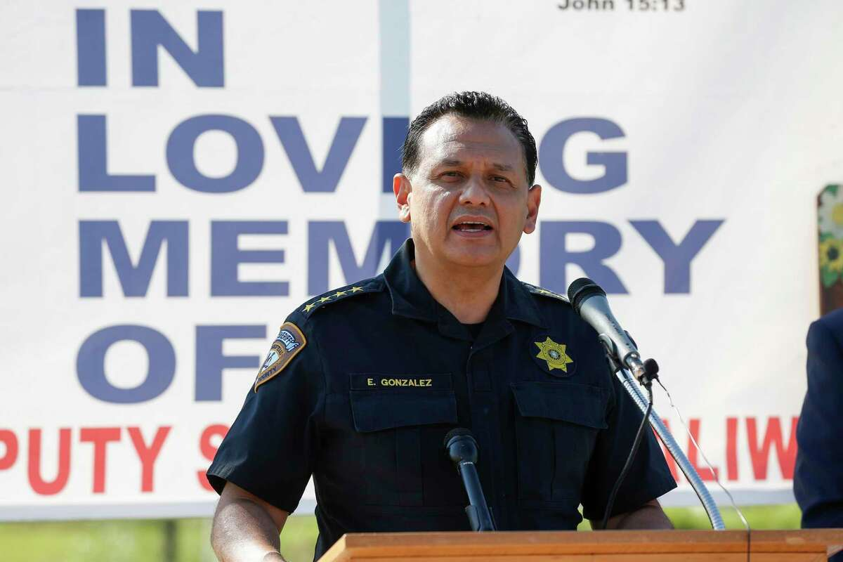 Harris County Sheriff Ed Gonzalez has been selected to lead ICE.