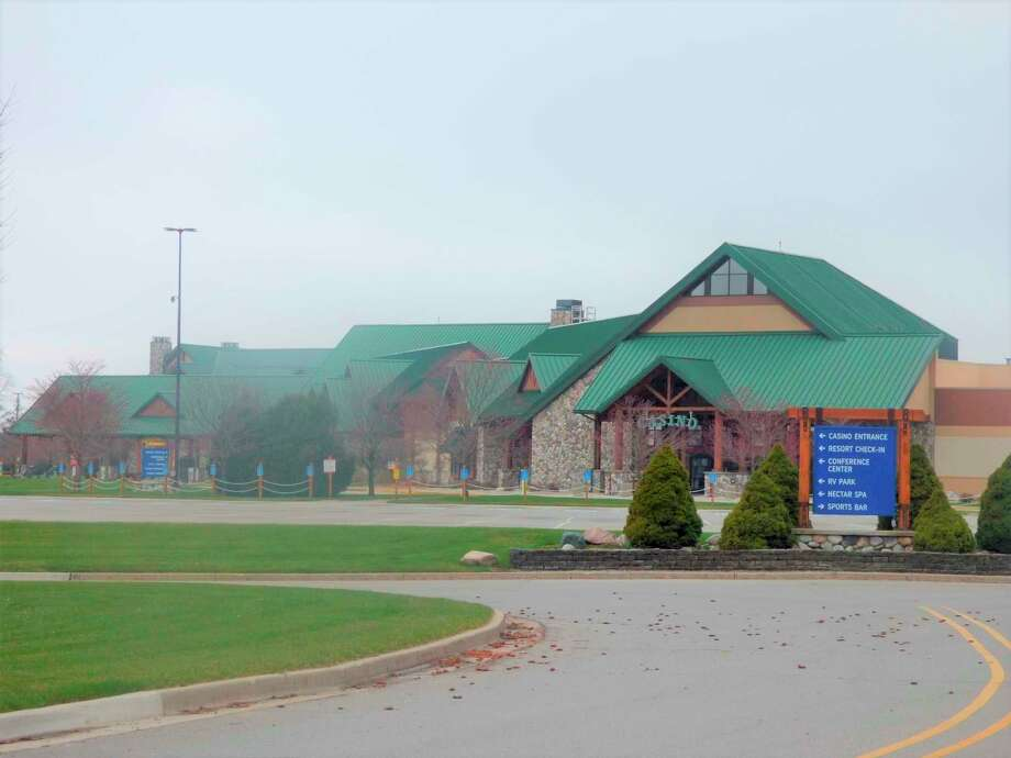 In an emailed news release on Friday from Little River Casino Resort, it stated that the casino resort was notified of one person who tested positive for COVID-19 and who was on property. (File photo)