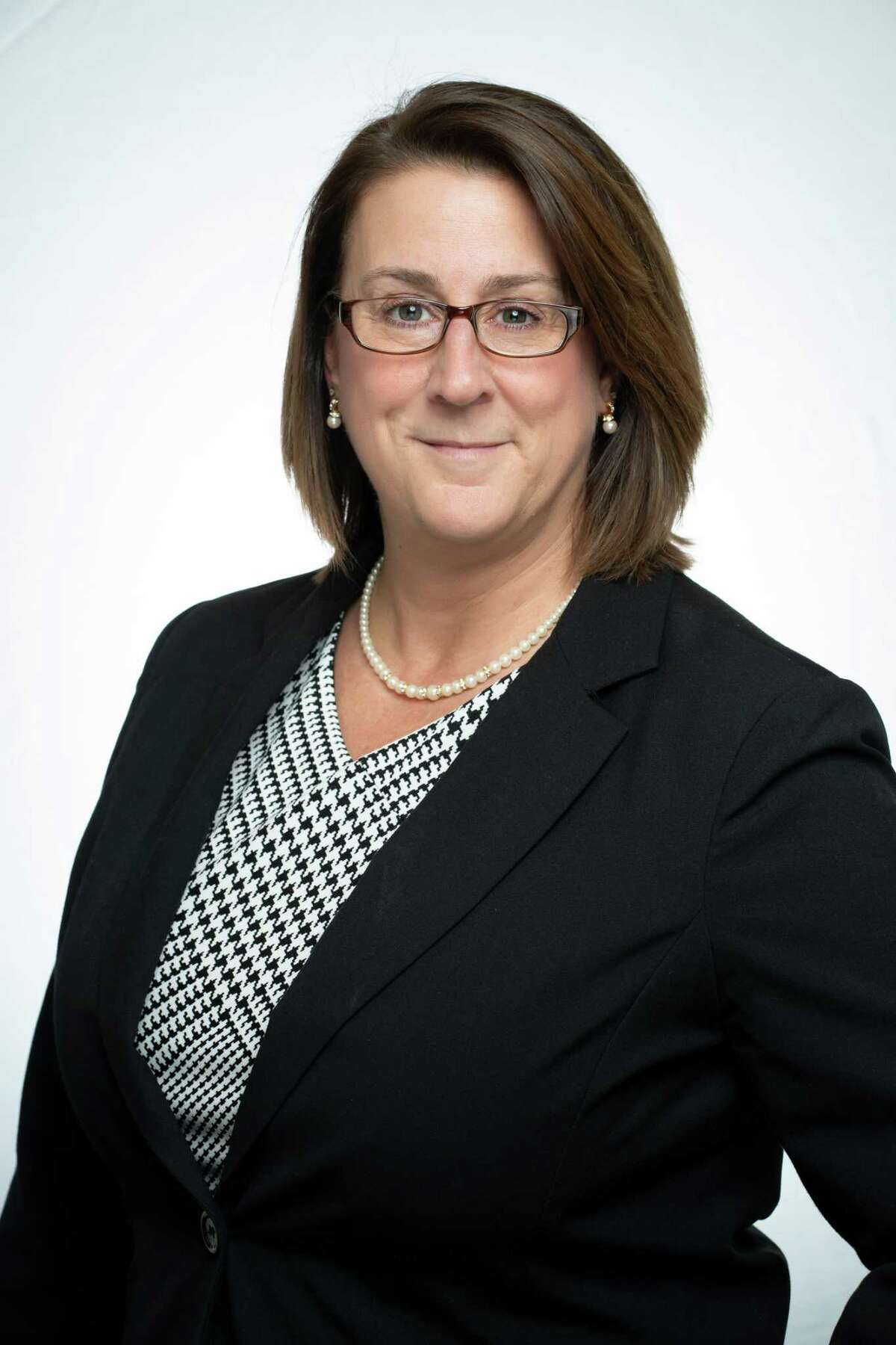 Lesa Vanotti is the new president and CEO of Torrington Savings Bank, the 14th president in the bank's 152-year history.