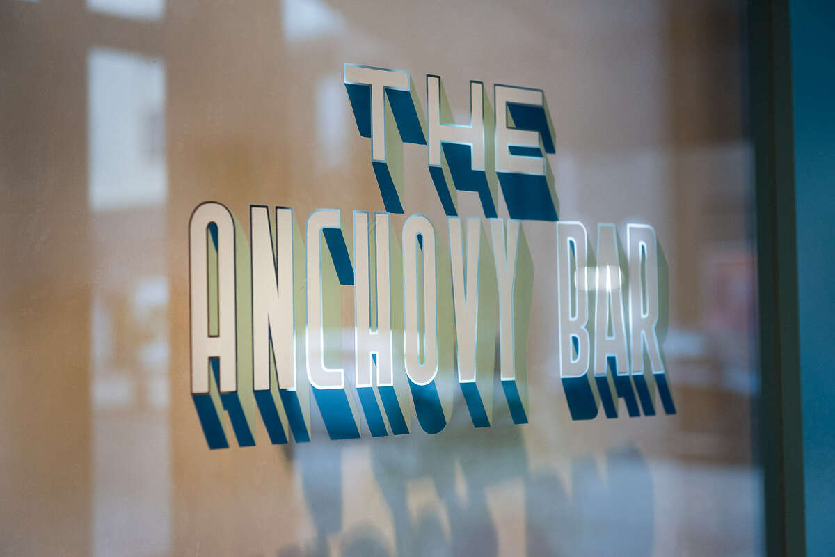The Anchovy Bar, located at 1740 O'Farrell St. in San Francisco, is open starting Thursday, Oct. 8.