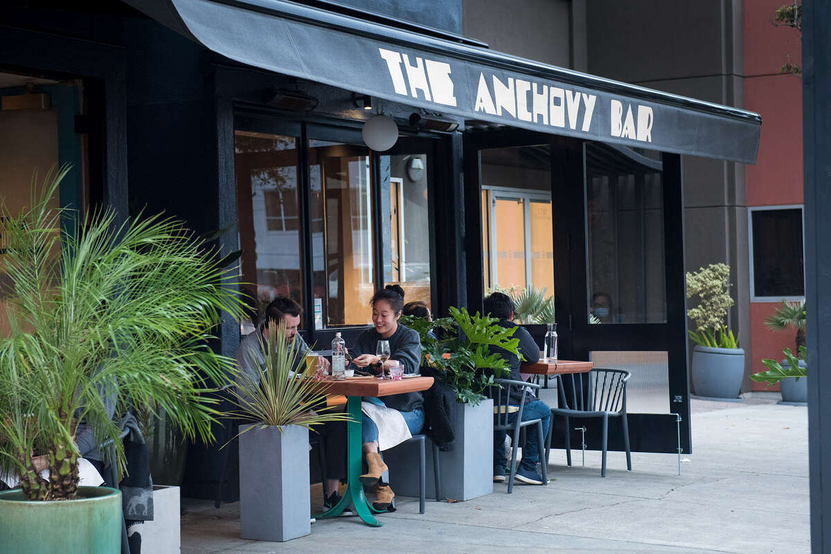 The Anchovy Bar, located at 1740 O'Farrell St. in San Francisco, is open starting Thursday, Oct. 8. Their hours of operation are Wednesday - Sunday, 11:30 a.m. - 8 p.m. Reservations are strongly recommended.