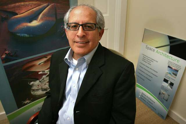 Sam Ximenes is chief executive of XArc. His company is teaming with Houston engineering firm KBR to evaluate three types of rockets.
