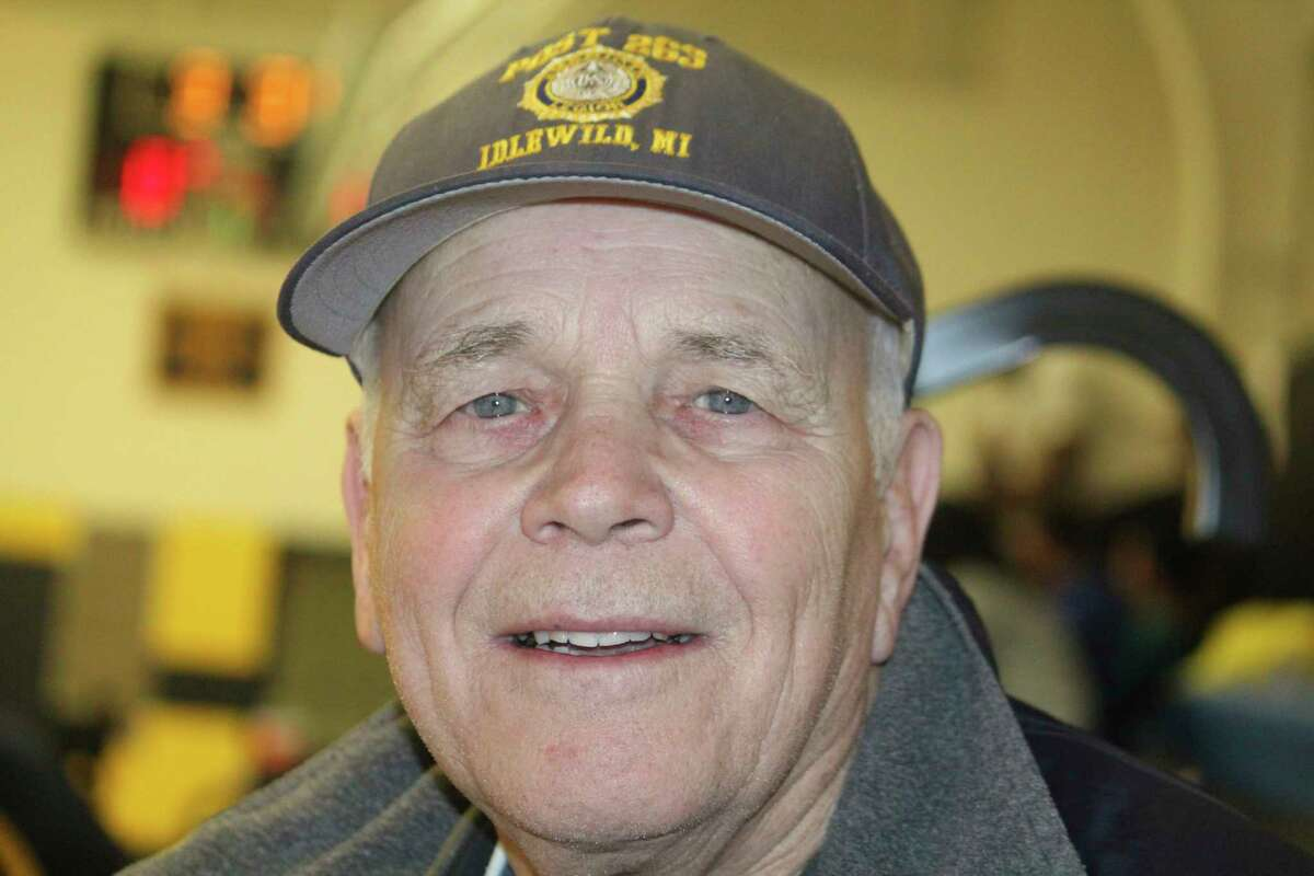 Baldwin's Jim Warren continues to have success bluegill fishing. (Courtesy photo)