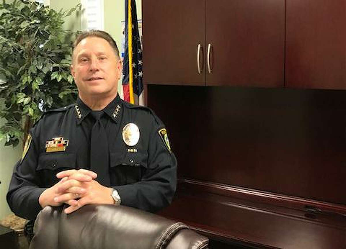 Ken Theis, 56, will be serving as Humble's new police chief after being approved unanimously at the Humble City Council meeting on Oct. 8.