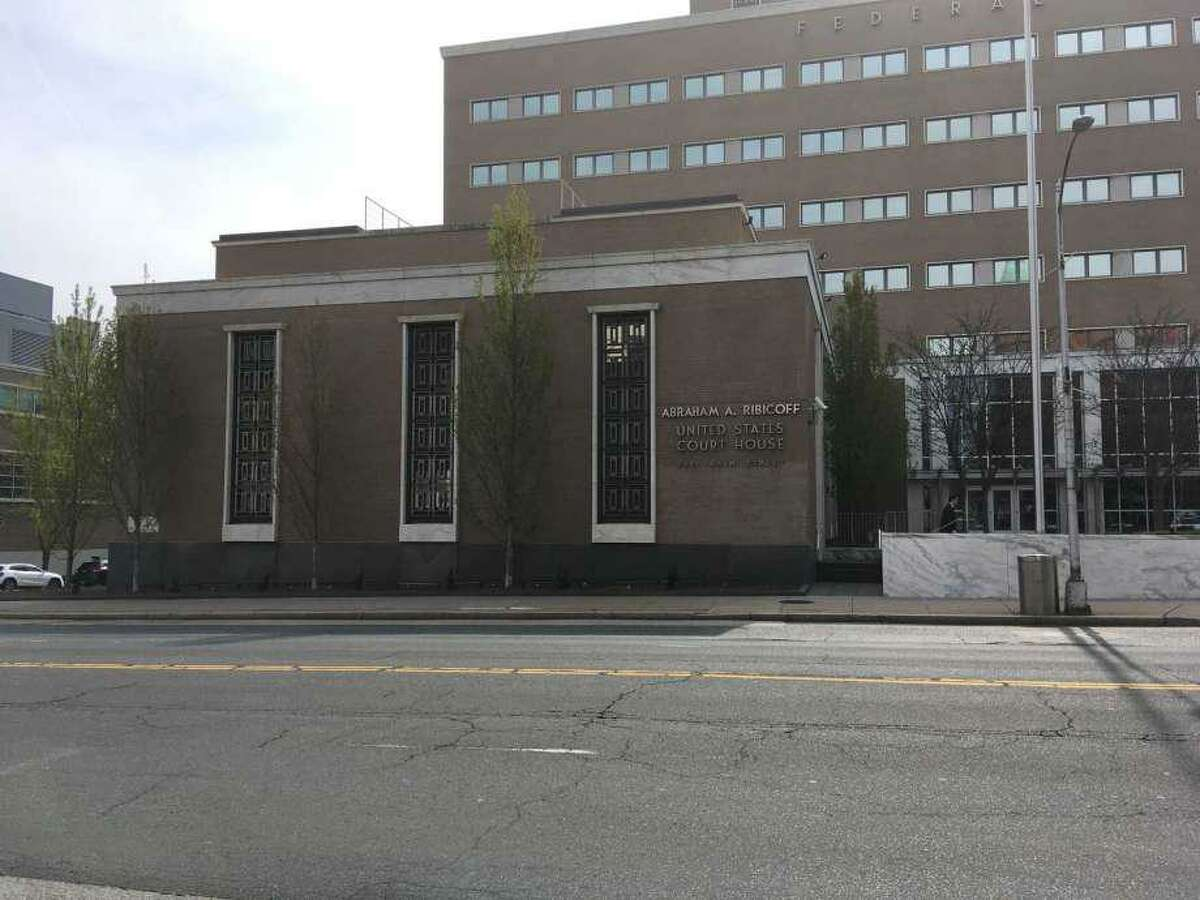 Abraham A. Ribicoff Federal Building and U.S. Courthouse in Hartford
