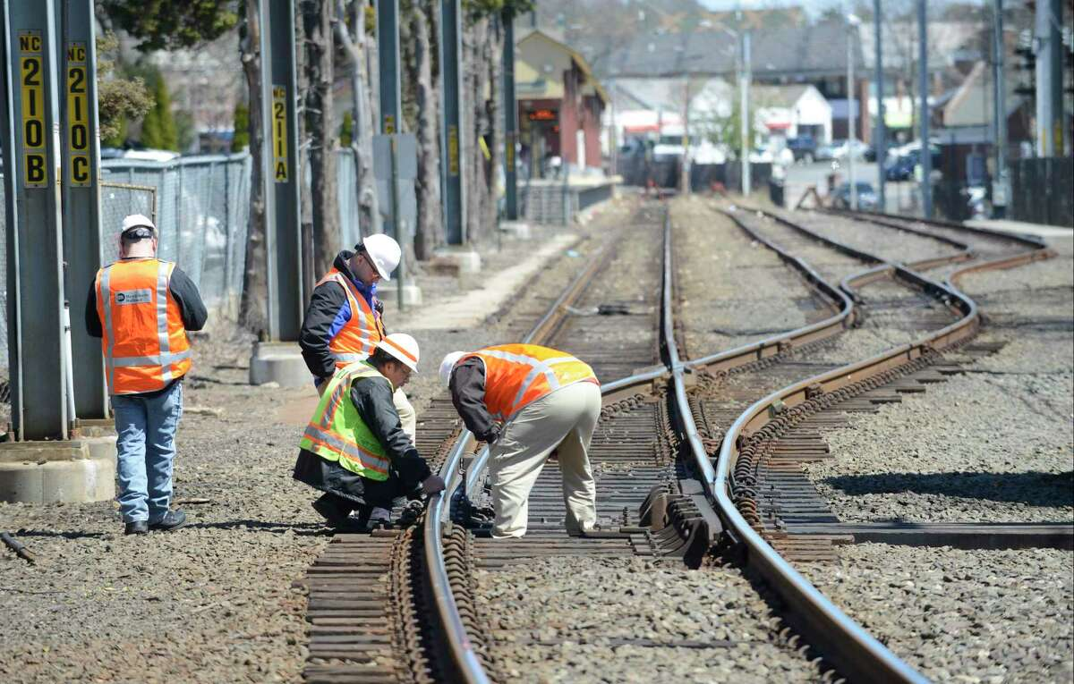 Connecticut has received a $400,000 grant to study improvements to the Danbury and New Canaan branch lines.