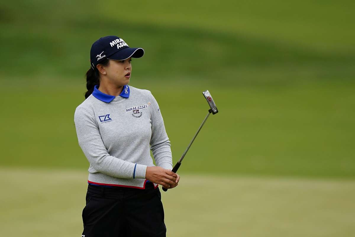 South Korea's Sei Young Kim is the winningest active LPGA player without a major championship. She leads the KPMG Women's PGA Championship heading into Sunday's final round.