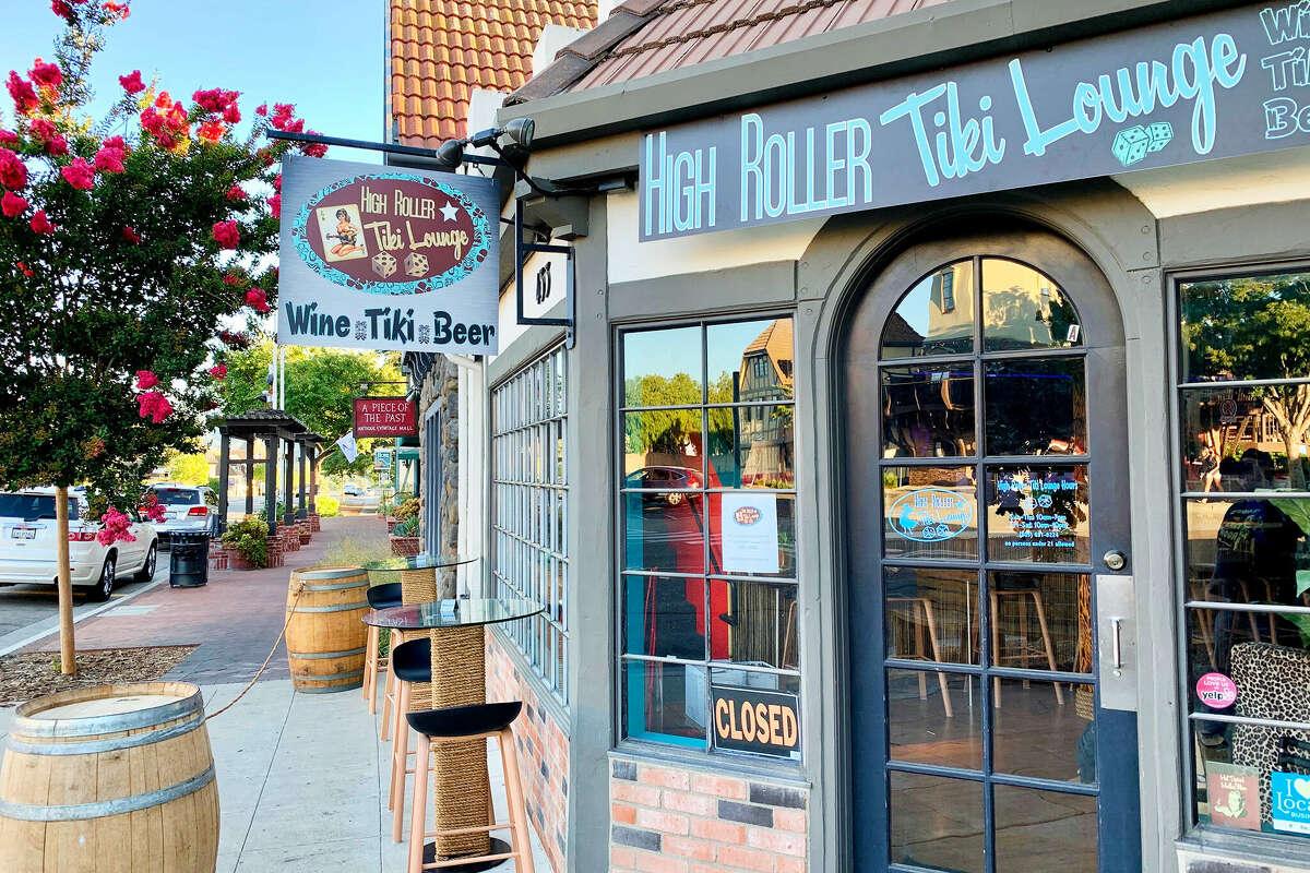 High Roller Tiki Bar in Solvang