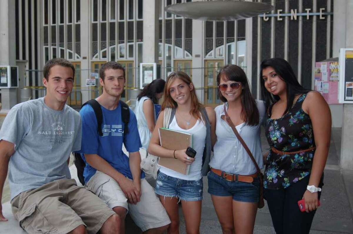 Were you seen at First Day of Classes - University at Albany?