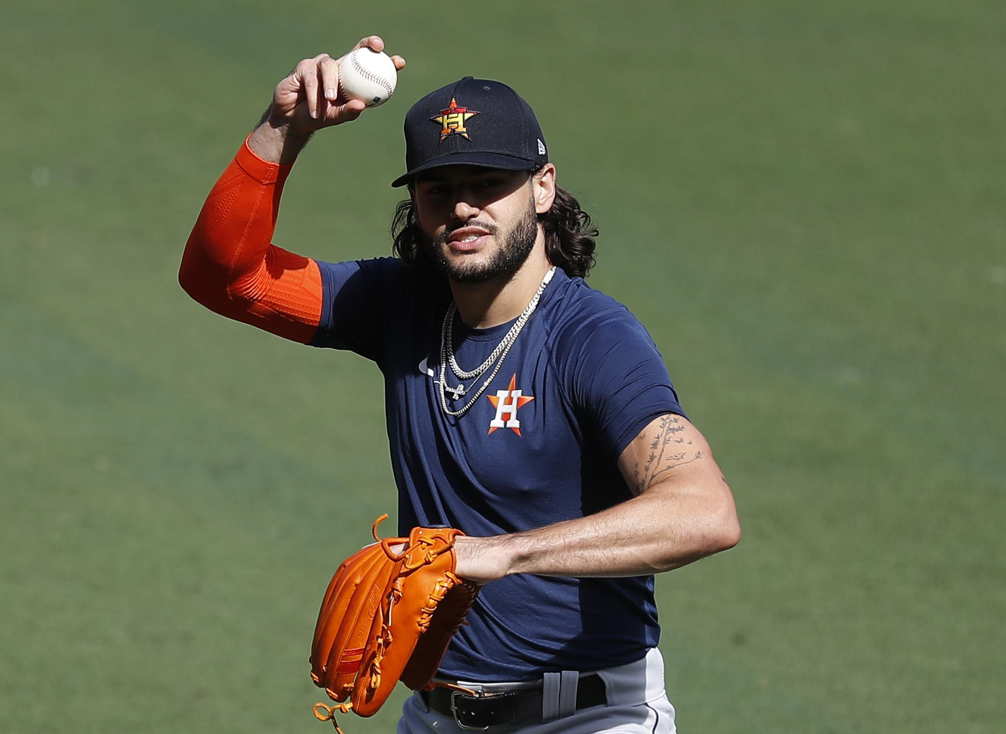 Lance McCullers Jr. takes confidence into Game 2 start for Astros - Houston Chronicle